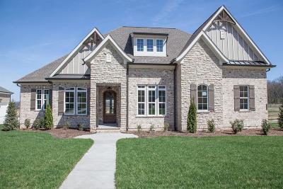 Thompsons Station Single Family Home For Sale: 3546 Creamery Bridge Rd