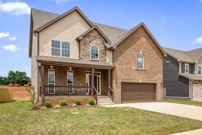 Clarksville Single Family Home For Sale: 167 Locust Run