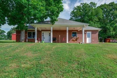 Cumberland Furnace Single Family Home For Sale: 1043 Gallion Rd