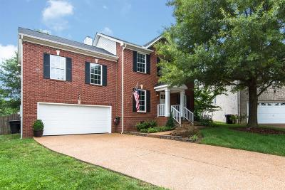 Franklin TN Single Family Home Under Contract - Showing: $425,900