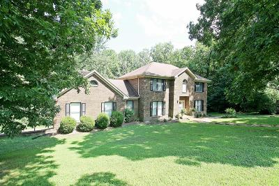 Goodlettsville Single Family Home For Sale: 7791 Strawberry Hill Rd