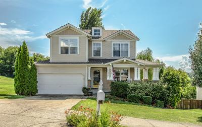 Nashville Single Family Home Under Contract - Not Showing: 7009 Lexington Point Dr