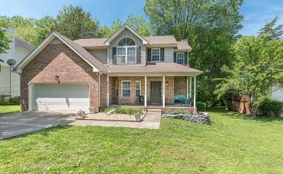 Lavergne Single Family Home For Sale: 1104 Poplar Hollow Rd