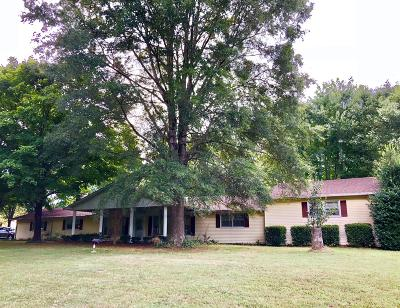 Leoma Single Family Home For Sale: 67 Shannon Rd