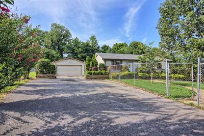Williamson County Single Family Home For Sale: 7813 Chester Rd