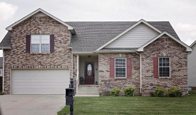 Fields Of Northmeade Single Family Home For Sale: 2892 Brewster Dr