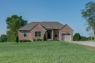 Springfield Single Family Home Under Contract - Showing: 3013 Meadow Ct
