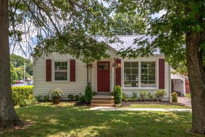 Columbia  Single Family Home Under Contract - Showing: 1907 Overton Dr