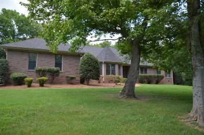 Lebanon Single Family Home For Sale: 2515 Westfield Dr