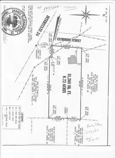 Residential Lots & Land For Sale: Catherine Ave
