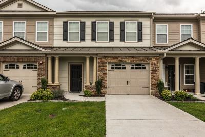 Condo/Townhouse Under Contract - Not Showing: 122 Cattail Ln