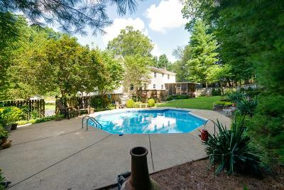 Brentwood  Single Family Home Under Contract - Showing: 1628 South Timber Dr