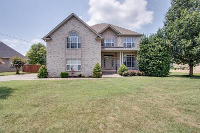 Hendersonville Single Family Home Under Contract - Not Showing: 107 Strathmore Ct