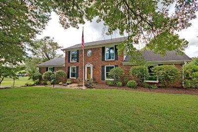 Nashville Single Family Home For Sale: 4216 Cecil Ct S