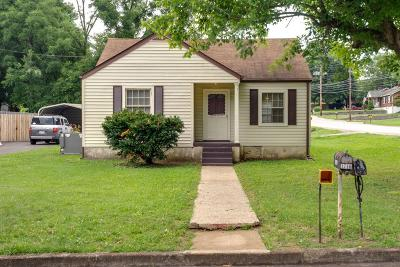 Columbia  Single Family Home Under Contract - Showing: 1717 Owen Ave
