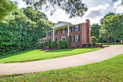 Brentwood  Single Family Home Under Contract - Not Showing: 701 Edmondson Pike
