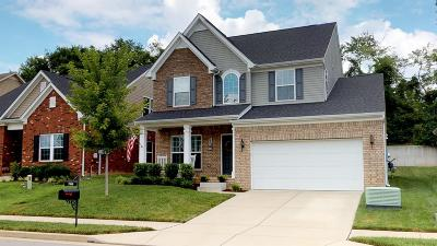 Brentwood Single Family Home For Sale: 7848 Oakfield Grv