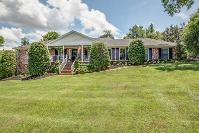 Brentwood Single Family Home Under Contract - Showing: 5111 Albert Dr