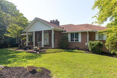 Old Hickory Single Family Home Under Contract - Showing: 5512 W Shady Trl