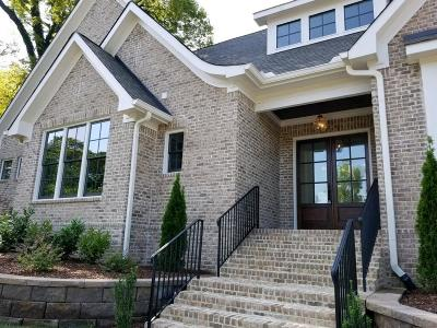 Single Family Home For Sale: 3111 Overlook Dr