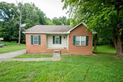 Clarksville Single Family Home For Sale: 425 McMurry Rd
