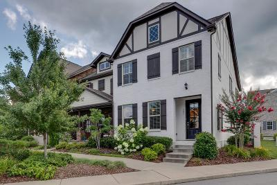 Franklin Single Family Home For Sale: 507 Vintage Green Ln