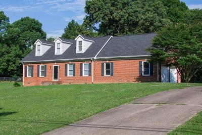 Goodlettsville Single Family Home For Sale: 7227 Apple View Road