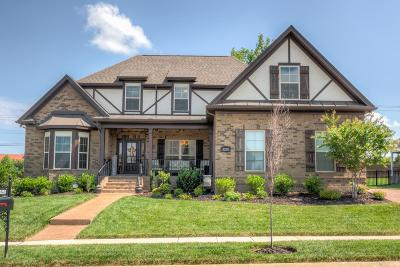 Nolensville Single Family Home Under Contract - Showing: 3258 Burris Dr