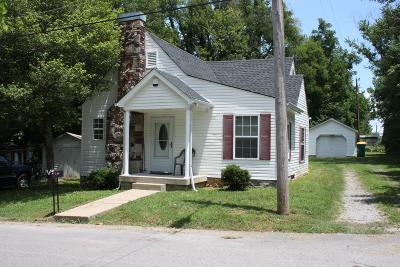 Lewisburg Single Family Home For Sale: 309 5th Ave S
