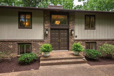 Brentwood Single Family Home Under Contract - Showing: 1436 Plymouth Dr