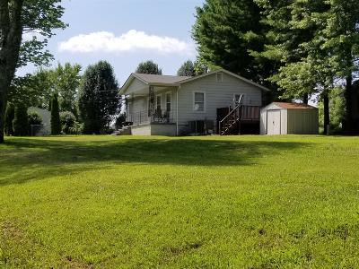 Smithville TN Single Family Home For Sale: $79,900