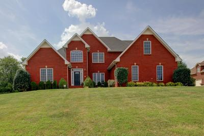Clarksville Single Family Home For Sale: 4860 Clear Springs Rd
