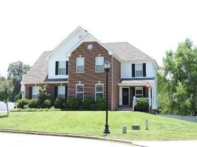 Clarksville Single Family Home For Sale: 729 Forrest Cove Ct