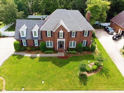 Murfreesboro Single Family Home For Sale: 2810 Saint Johns Dr