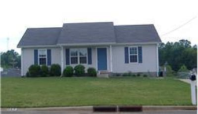 Clarksville Single Family Home For Sale: 982 Winesap Rd