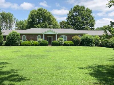 Williamson County Single Family Home For Sale: 1026 Valley Forge Drive