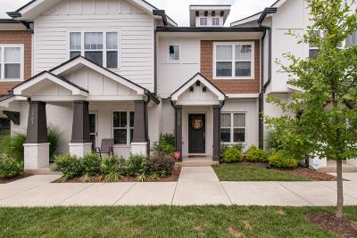 Nashville Condo/Townhouse Under Contract - Showing: 1525 57th Ave N