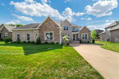 Hendersonville Single Family Home For Sale: 1044 Luxborough Dr