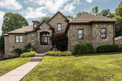 Franklin Single Family Home For Sale: 400 Sandcastle Rd