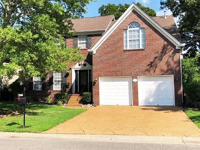Davidson County Single Family Home For Sale: 3269 River Walk Dr