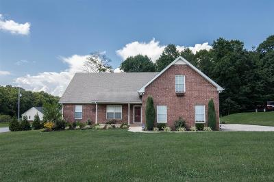 Clarksville Single Family Home For Sale: 1375 Tannahill Way