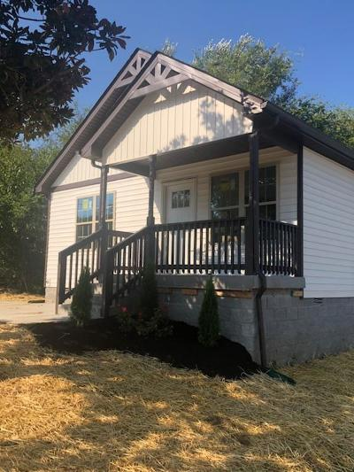 Springfield Single Family Home For Sale: 1601 Mantlo St