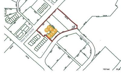 Nashville Residential Lots & Land For Sale: 3209 W End Cir