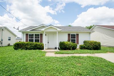 Oak Grove Single Family Home For Sale: 1114 Keith