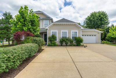 Spring Hill  Single Family Home Under Contract - Showing: 3202 Nicole Dr
