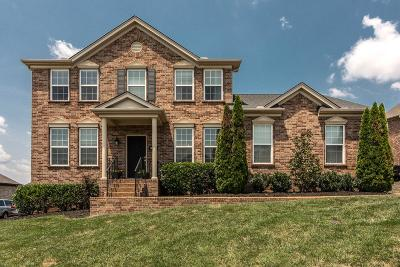Hendersonville Single Family Home Under Contract - Showing: 1544 Hunt Club Blvd