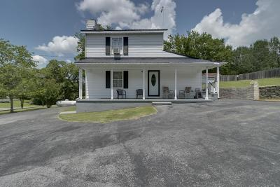 Franklin Single Family Home For Sale: 1876 Carters Creek Pike