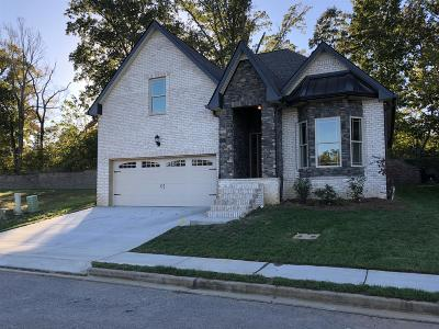 Clarksville Single Family Home For Sale: 524 Summit View Cir
