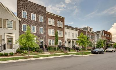 Franklin Condo/Townhouse Under Contract - Showing: 2033 Rural Plains Cir