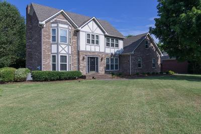 Murfreesboro TN Single Family Home Under Contract - Showing: $400,000